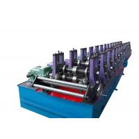 Buy cheap PerforatedCable Tray Roll Forming Machine , Automatic Cold Roll Forming Machine from wholesalers
