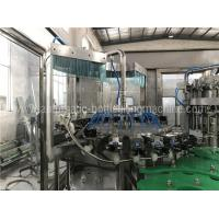 Buy cheap Full Automatic Liquid Filling Machine , Glass Bottle Beer / Carbonated Drink Filling Machine from wholesalers