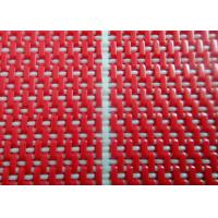 Quality paper making industry plain weave polyester flat wire dryer screen for sale