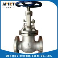 Wholesale stainels steel 304 CF8 API flange globe valve in middle east for petroleum from china suppliers