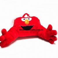 Buy cheap Big Plush Red Pockman Chair Cushion from wholesalers