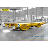 Buy cheap Cable Reel Powered Rail Die Transfer Cart With Remote & Handheld Control from wholesalers