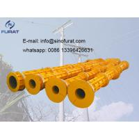 Buy cheap Automatic high quality prestressed concrete electric pole mold from wholesalers