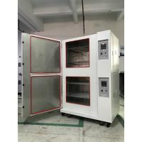 Wholesale Stackable Climatic Test Chamber Glass Fiber Insulation Single Stage Compression Refrigeration from china suppliers