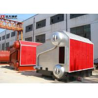Buy cheap 4 Ton Bagasse Fired Biomass Steam Boiler / 1.6Mpa Industrial Steam Boiler from wholesalers