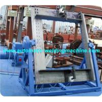 Buy cheap Box beam automatic production line reinforcing baffle plate assembling machine from wholesalers