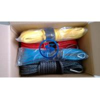 Buy cheap Synthetic Winch Rope,Dyneema Towing Rope, High Quality Winch Rope,Winch Rope,Dyneema Towing Rope from wholesalers