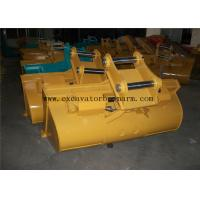 Buy cheap High Strength Excavator Tilt Bucket With Normally Two Cylinder 80-2200mm Width product