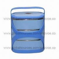 China Food carrier, keeps food hot or cool for hours, easy to clean on sale