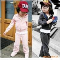Buy cheap Best selling 2014 new design fashion baby dress velvet two-piece suit clothes wholesale clothing new york from wholesalers