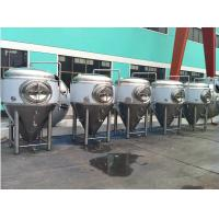 500l 50hl Stainless Steel 304 / 316 Beer Brewhouse Whirlpool Tun Facilities Manufactures
