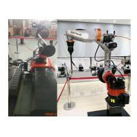 Buy cheap Integrated Arc Welding Equipment High Stiffness Low Noise Safe 320°  Motion Range from wholesalers