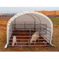 Buy cheap Cattle Barns,3m(10') wide Livestock Barns,Housing product