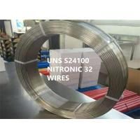Buy cheap Stainless Steel UNS S24100 Special Alloys For Automotive Good Ductility Design from wholesalers
