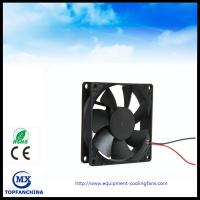 3D Printer 12V DC Axial Fan ,CPU PWM Signal Cooling Fan 80×80×25mm Manufactures