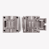 Buy cheap slider mold plastic mould part manufacturer injection spare tool and die slide design components parts moulding from wholesalers