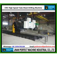 Buy cheap High Speed CNC Drilling Machine for Tube Sheet (Model PHD4040-2/PHD5050-2/PHD6060-2) from wholesalers