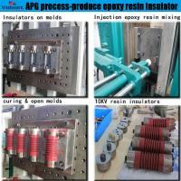 Buy cheap best selling automatic hydraulic press moulding machine for Combination Instrument Transformer from wholesalers
