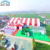 Buy cheap Red Beautiful Outdoor Marquee Tent with Customized Variety Decorations product