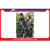 Quick Dry Mens Outdoor Jackets With Warm Removable Bladder , Mens Outdoor Wear Manufactures
