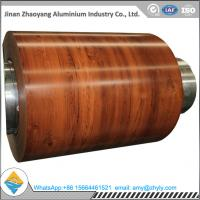 Buy cheap 0.9mm 1.1mm Floor Prepainted Aluminium Coil 1100 Aluminum Alloy Weathering Resistant from wholesalers