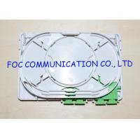 Buy cheap Fiber Optic Patch Panel 4 Port Fiber Terminal Box Full Loaded With Adapters and Pigtails from wholesalers