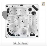 Buy cheap Outdoor SPA / /Massage Bath Tub/Hot Tub (HY-662) from wholesalers