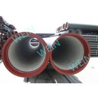 Wholesale Pipeline Potable Cement Mortar Lining Pipe Centrifugal Cast 5.7M / 6M Length from china suppliers