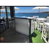Buy cheap Smart Rechargeable Mobile Bar Counter Waterproof For Pub / Beach Party from wholesalers
