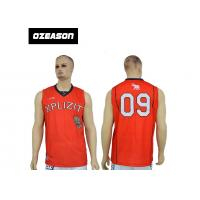Wholesale Custom Logo 100% Polyester Kids Clothing Basketball Team Uniform from china suppliers