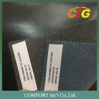 Buy cheap 140CM Width 1.0mm Thickness 100% PU Synthetic Leather For Diary Book Cover from wholesalers