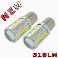 High Power Car Led Light 3156 / 3157 5730 27SMD Turn Signal Reverse Light Manufactures