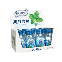 China 20g Energy  Sweet , Christmas Sugar Free Vitamin C Tablet Candy With Mint Flavor on sale