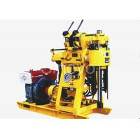 Buy cheap Mechenical Spindle Geology Road Exploration Blasting Hole Core Dril Rig Drilling Depth 100m from wholesalers