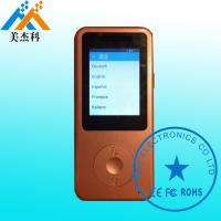 Buy cheap Simultaneous Intelligent Voice Translator Blue Tooth Version 4.0 3D Array from wholesalers