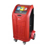Buy cheap Truck Bus  AC Refrigerant Recovery Machine X550 Heavy Duty CE Certification from wholesalers