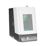 Buy cheap Logo Printer 0.03mm 7000mm/s Fiber Laser Marking Machine from wholesalers