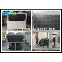 Buy cheap Central Air Conditioning Freezer Condensing Unit Wide Temperature Range from wholesalers