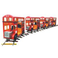 Buy cheap Amusement equipment indoor small train square track small train luxury train Children's  track small train from wholesalers