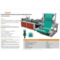 Fully Automatic Non Woven Apron Making Machine Manufactures