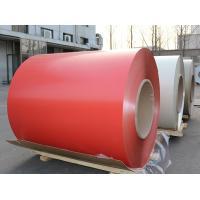 Buy cheap Mill Finish PE Pvdf Coated Aluminum / O - H112 Aluminium Colour Coated Coils from wholesalers