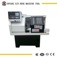 Buy cheap CK0640 best brand high precision mini cnc lathe manufacturer swing over bed 320mm from wholesalers