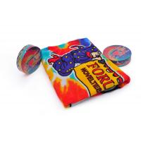 Buy cheap Website Printed Compressed Face Towels Bright Color Advertising Products from wholesalers