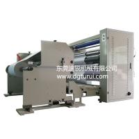 Buy cheap Industry Paper Slitting Machine Operation Interface Adopts Lcd Touch Screen from wholesalers
