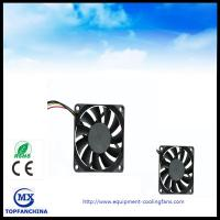 7 / 9 Blade Brushless Electronic Equipment Cooling Fans Axial DC Fan With USB Manufactures