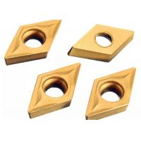 Buy cheap DCMT070204 Carbide Cutting Inserts For SDNCN1010H07/ SDNCN1212H07 Turning Tool Holder from wholesalers