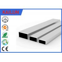 Buy cheap Square Hollow Aluminium Frame Profile for Sliding Door / Windows Base Material from wholesalers