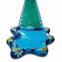Wholesale Inflatable Water Slide, Made of 0.18 to 0.2mm Thick PVC from china suppliers