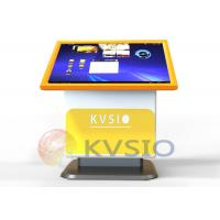 Buy cheap Easy for Maintenance Multi - Touch Retail Mall Kiosk with Bar-code Scanner from wholesalers