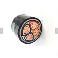 Buy cheap XLPE SWA Armoured Electrical Cable Copper Conductor 4 Core Fire Resistant from wholesalers
